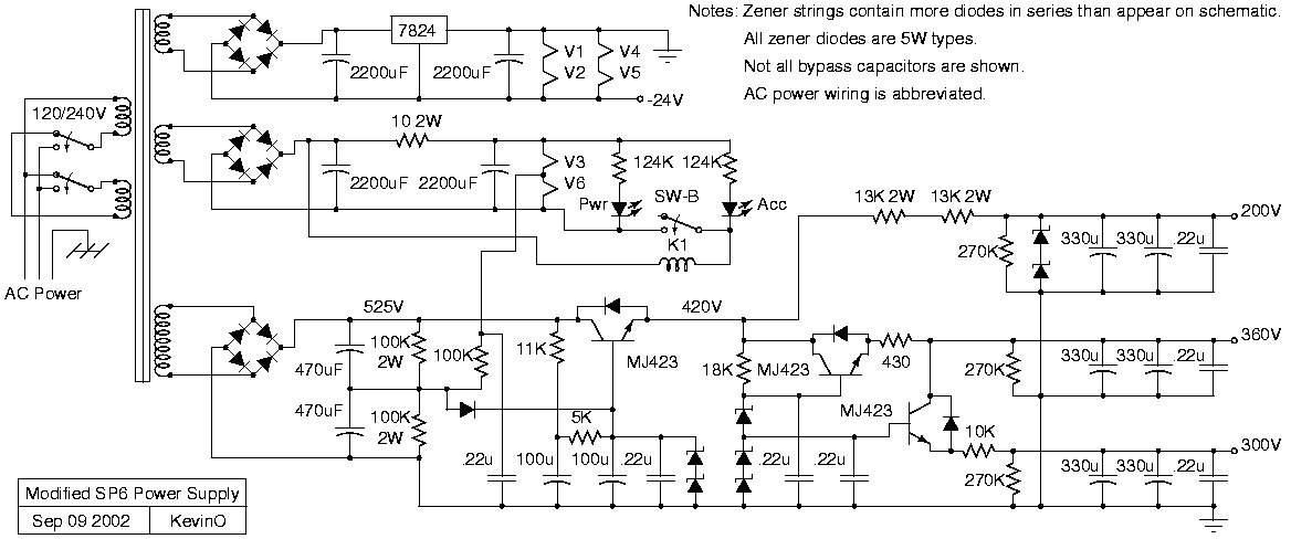 Sp6 as well 3w Tube Power together with How To Make A Working Rs232 Ttl Level Converter Using Max232 additionally Rr Bc 348 also Top Level OTL Tube Headphone  lifier. on electrolytics
